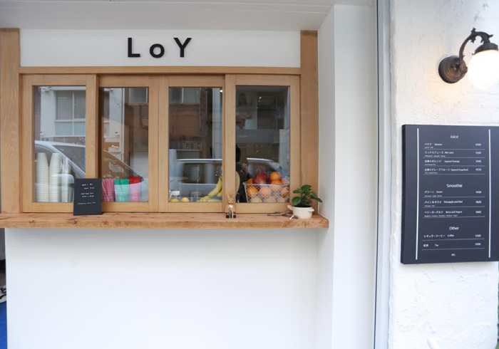 cafe miel が LoY としてリニューアルオープンしました