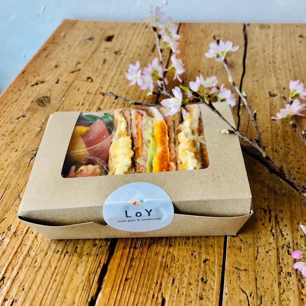 sandwich Box☆